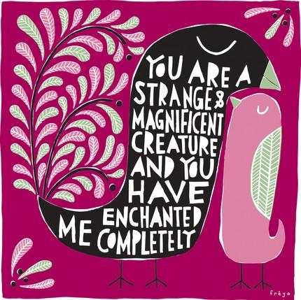Strange Creature