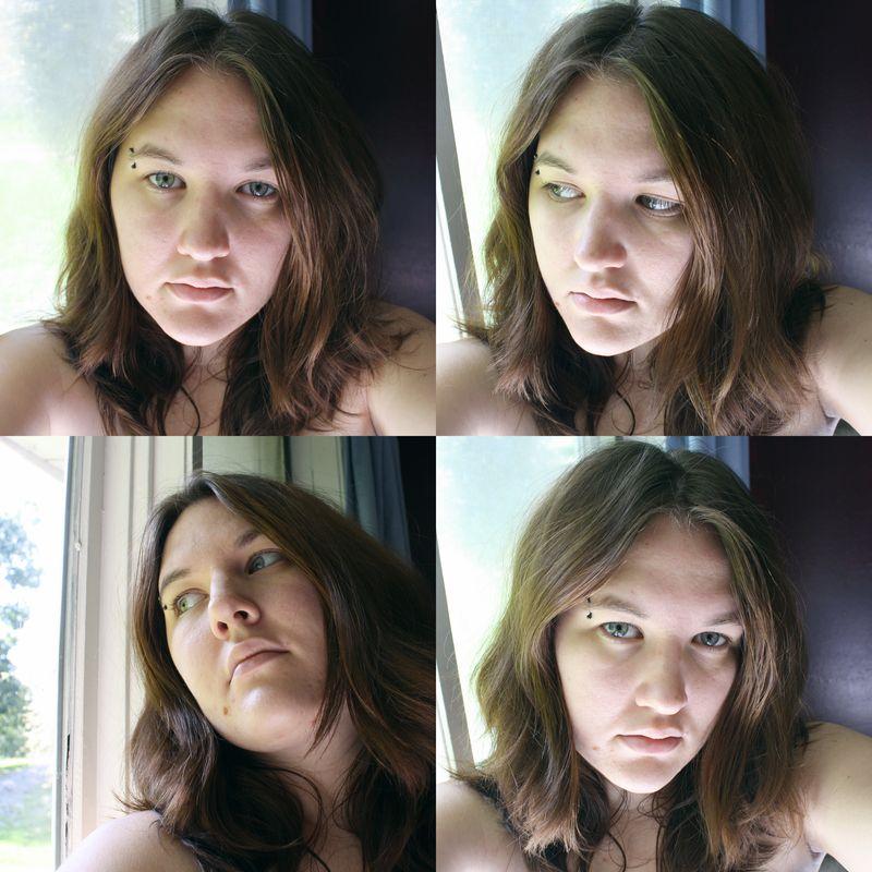 Dani no make up